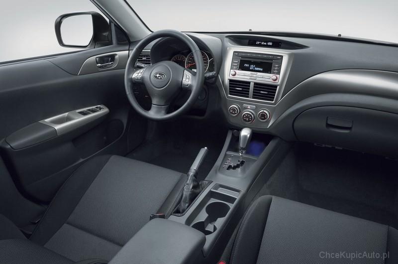 Subaru Impreza GH 2.5 WRX STI 300 KM