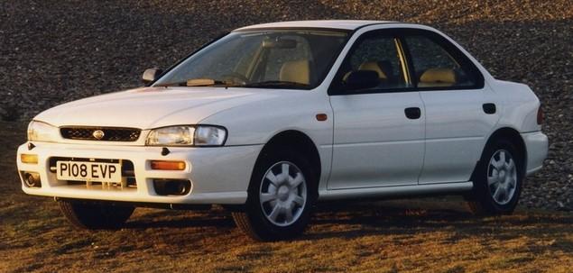 Subaru Impreza GC 2.0 GT 211 KM