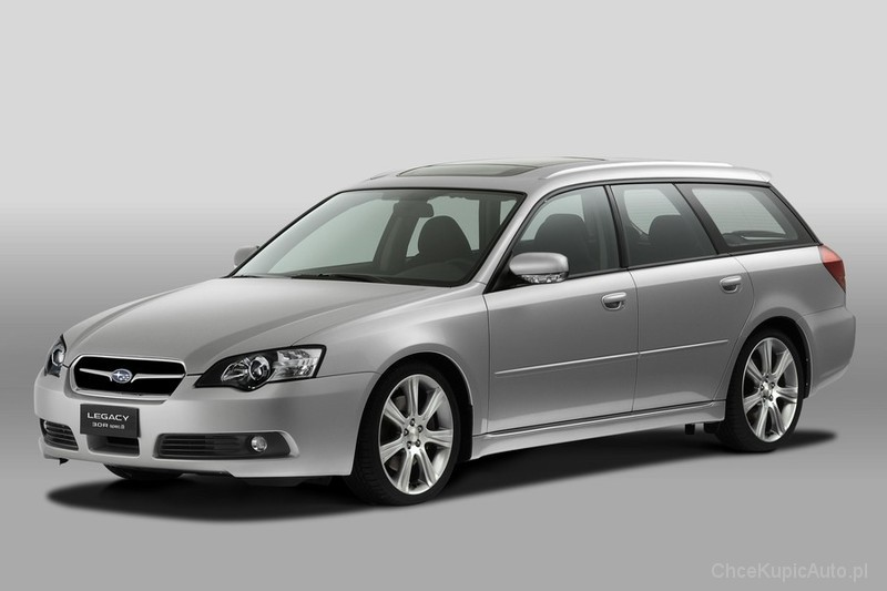 subaru legacy iv 3 0 h6 245 km 2003 kombi skrzynia. Black Bedroom Furniture Sets. Home Design Ideas