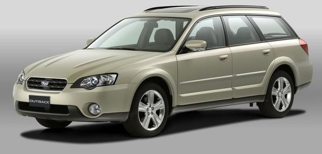 Subaru Outback III 3.0 H6 245 KM