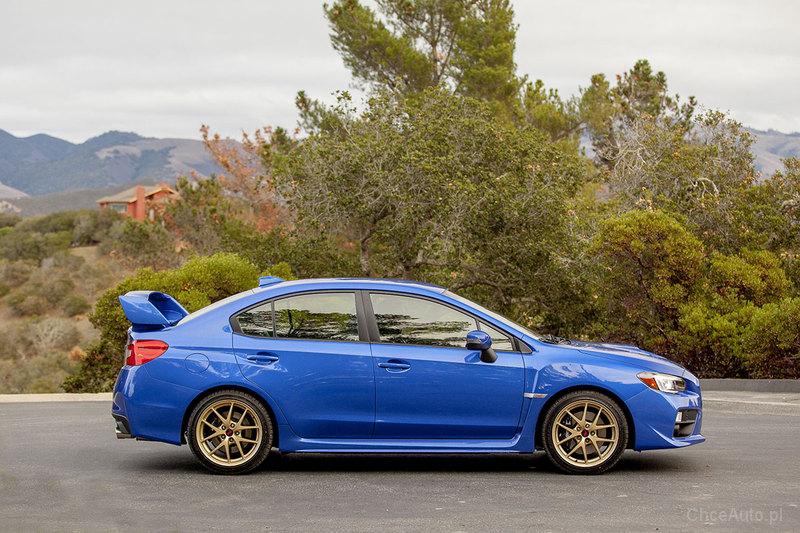 Subaru WRX STI MY15 2.5 Boxer 300 KM
