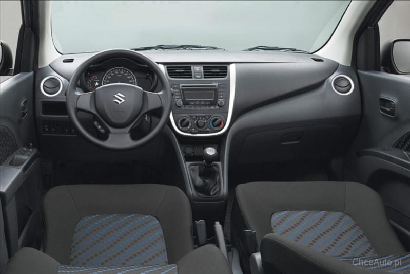 Suzuki Celerio 1.0 68 KM
