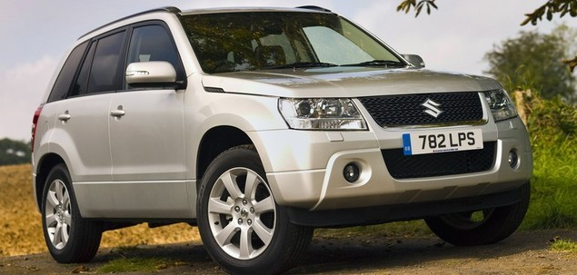 suzuki grand vitara ii 1 9 ddis 129 km 2006 suv skrzynia. Black Bedroom Furniture Sets. Home Design Ideas