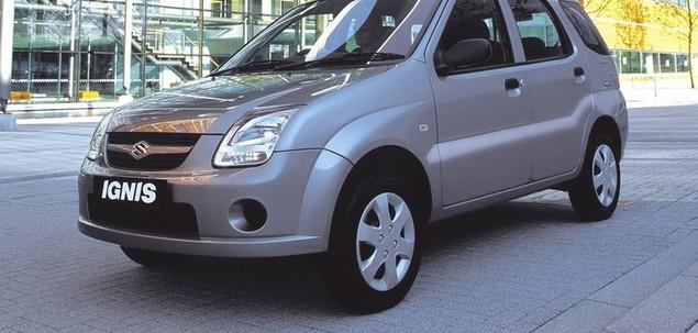 Suzuki Ignis II 1.3 VVT 93 KM