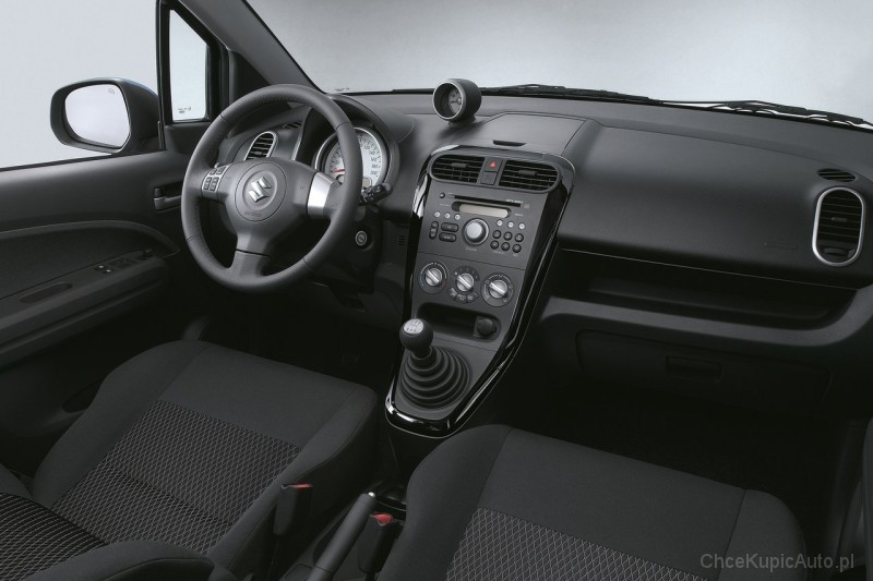 Suzuki Splash I FL 1.0 68 KM