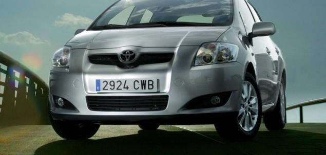 Toyota Auris I 1.6 VVT-i 124 KM