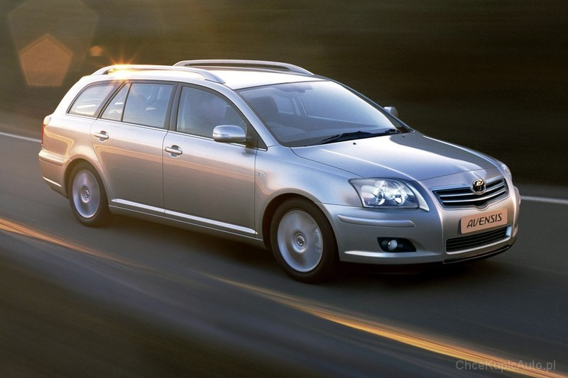 toyota avensis ii 1 8 16v 129 km 2008 kombi skrzynia r czna nap d przedni zdj cie 2. Black Bedroom Furniture Sets. Home Design Ideas