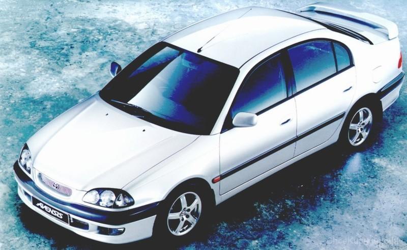 Toyota Avensis I 1.8 VVT-i 129 KM
