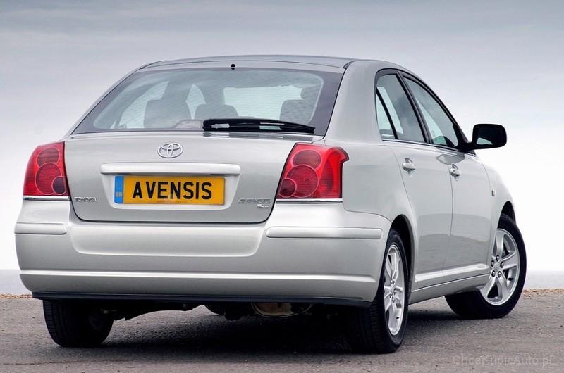 Продажа Toyota Avensis (Тойота Авенсис) в Иркутской области