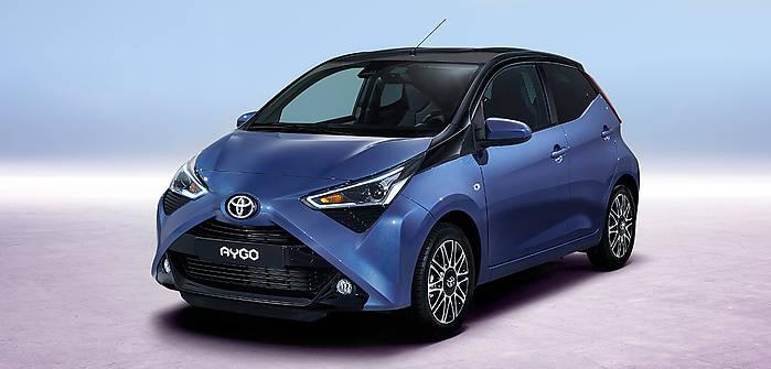 Toyota Aygo II FL 1.0 VVT-i 72 KM