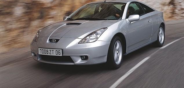 Toyota Celica VII 1.8 VVT-i 143 KM