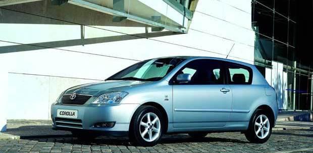 Toyota Corolla E12 1.6 VVT-i 110 KM