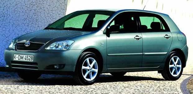 Toyota Corolla E12 1.4 VVT-i 97 KM