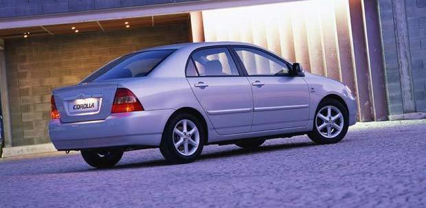 Toyota Corolla E12 2.0 D-4D 90 KM