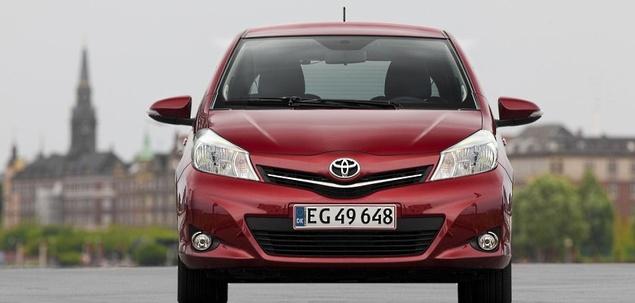 Toyota Yaris III 1.0 VVT-i 70 KM