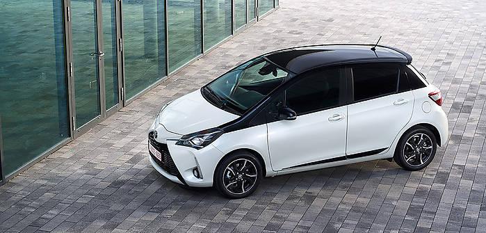 Toyota Yaris III FL2 100 Hybrid 100 KM