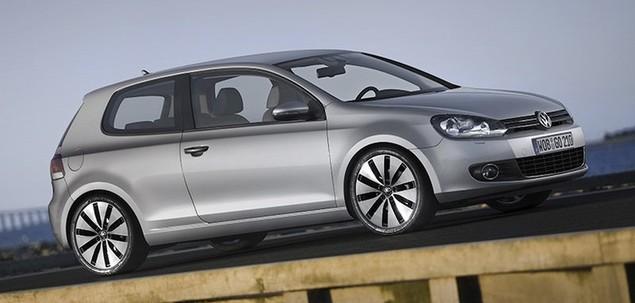 Volkswagen Golf VI 2.0 TFSI 271 KM