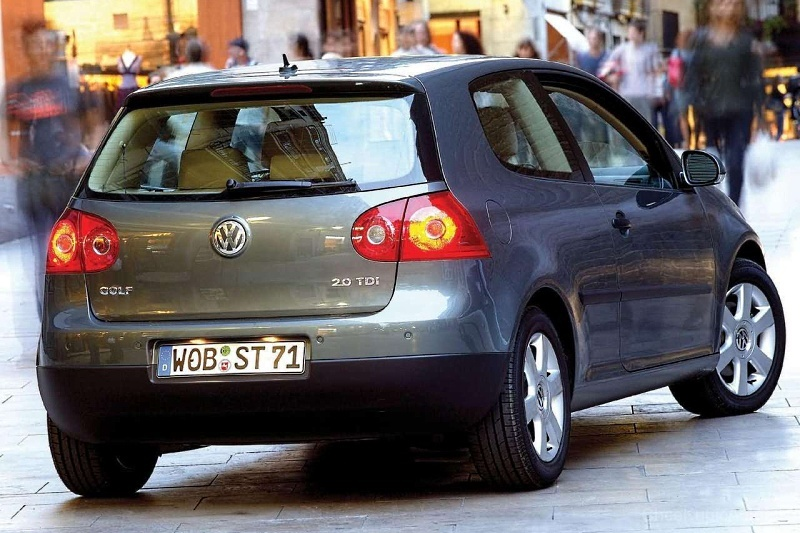 volkswagen golf v 1 9 tdi 105 km 2006 hatchback 3dr. Black Bedroom Furniture Sets. Home Design Ideas