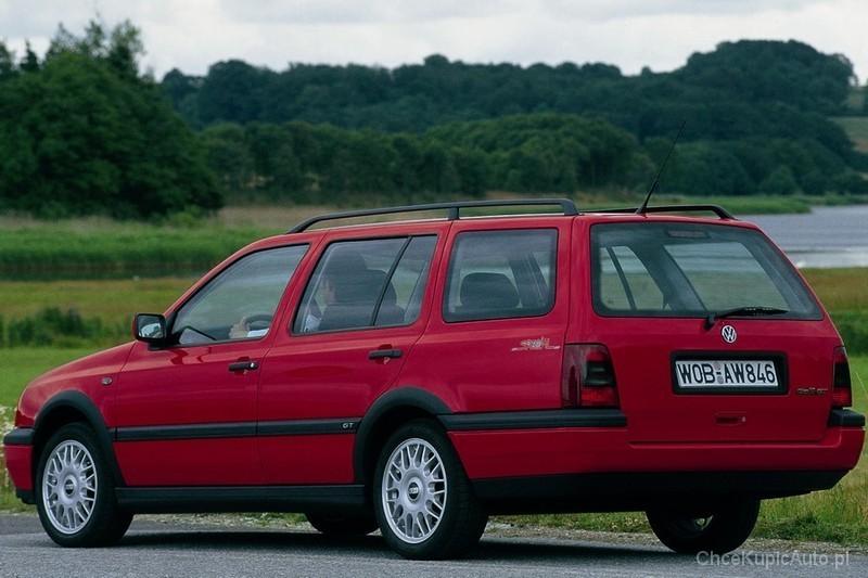 volkswagen golf iii 1 8 90 km 1998 kombi skrzynia. Black Bedroom Furniture Sets. Home Design Ideas