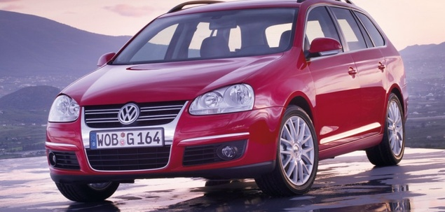 Volkswagen Golf V 2.0 TDI 140 KM