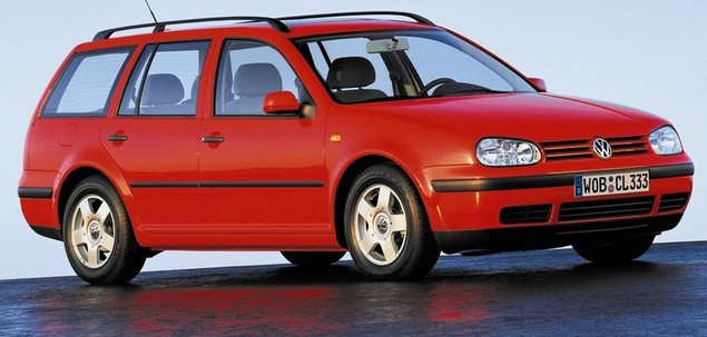 Volkswagen Golf IV 1.6 105 KM