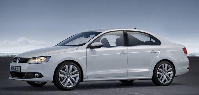 Volkswagen Jetta VI 1.6 TDI 105 KM