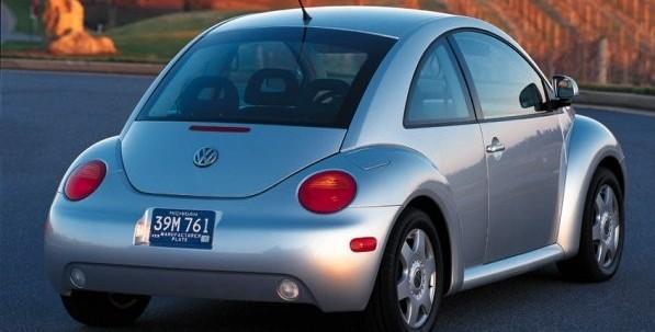 volkswagen new beetle 2 0 115 km 1999 hatchback 3dr skrzynia r czna nap d przedni. Black Bedroom Furniture Sets. Home Design Ideas