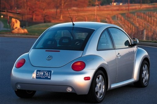 volkswagen new beetle 2 0 115 km 1999 hatchback 3dr. Black Bedroom Furniture Sets. Home Design Ideas