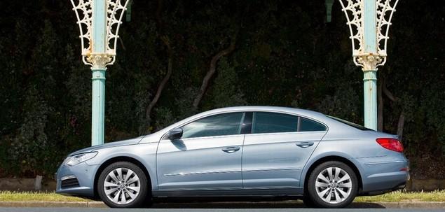 Volkswagen Passat CC I 3.6 V6 DSG 299 KM
