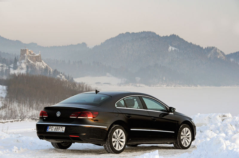 volkswagen passat cc i fl 2 0 tdi 170 km 2012 sedan skrzynia r czna nap d przedni zdj cie 12. Black Bedroom Furniture Sets. Home Design Ideas