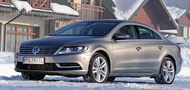Volkswagen Passat CC I FL 2.0 TFSI 210 KM