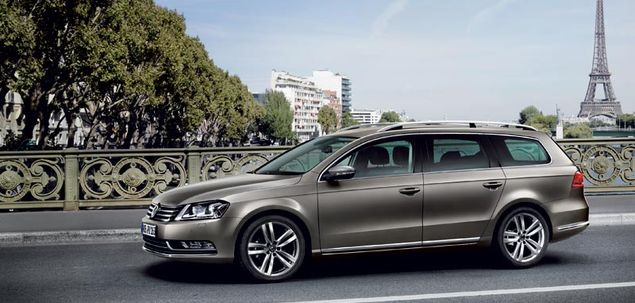 volkswagen passat b7 2 0 tdi 140 km 2012 kombi skrzynia. Black Bedroom Furniture Sets. Home Design Ideas