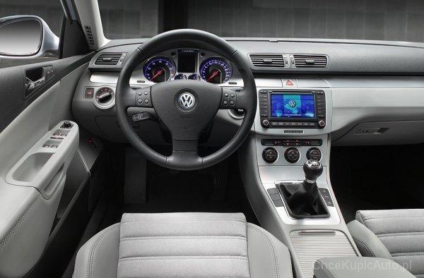 Volkswagen Passat B6 1 9 Tdi 105 Km 2006 Kombi Skrzynia