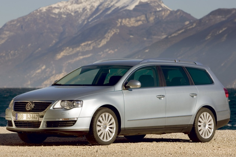 volkswagen passat b6 2 0 tdi 140 km 2006 kombi skrzynia. Black Bedroom Furniture Sets. Home Design Ideas