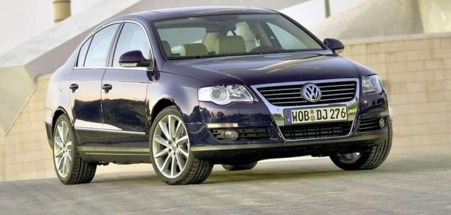 Volkswagen Passat B6 3.2 V6 250 KM