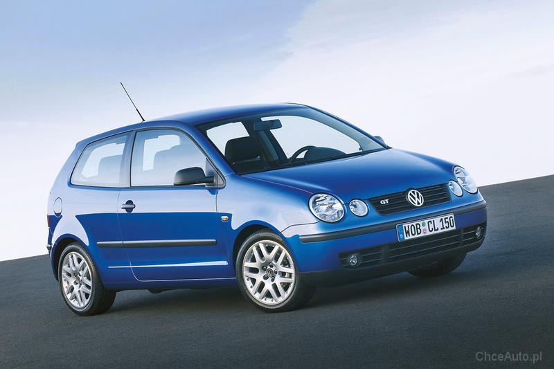 Volkswagen Polo Iv 1 9 Sdi 64 Km