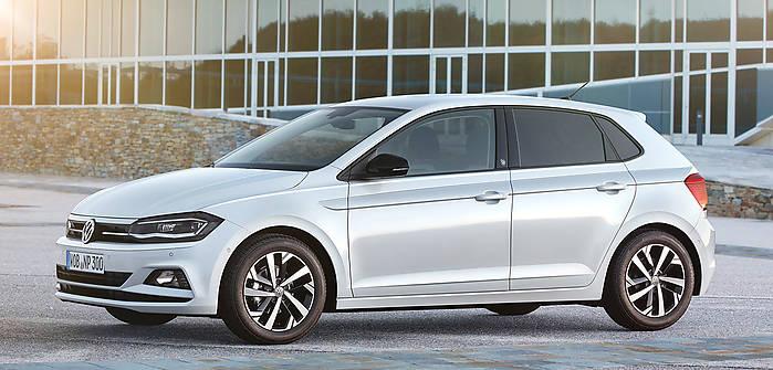 Volkswagen Polo VI 1.0 MPI 65 KM