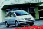 Volkswagen Sharan I 1.8 T 150 KM