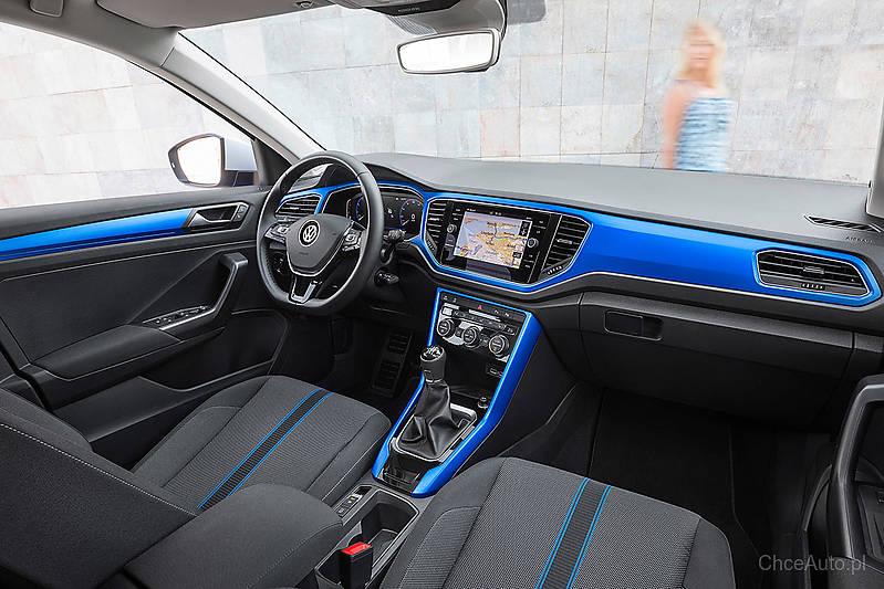 volkswagen t roc 1 5 tsi 150 km 2018 crossover skrzynia r czna nap d przedni zdj cie 13. Black Bedroom Furniture Sets. Home Design Ideas