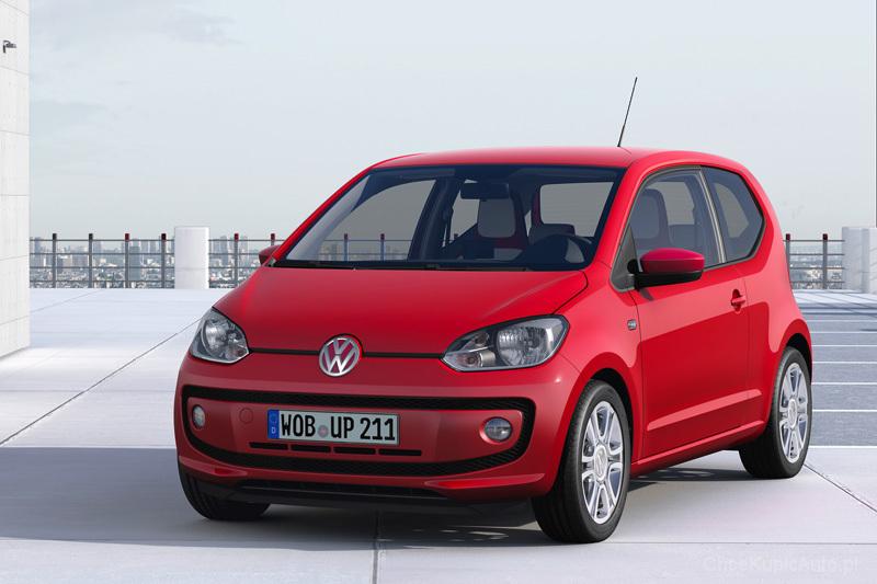 Volkswagen Up! 1.0 MPI 60 KM