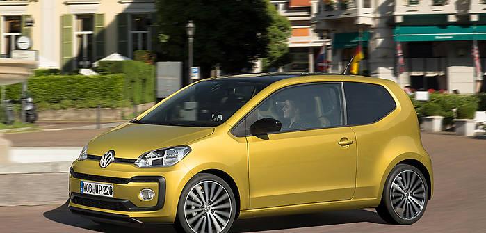 Volkswagen Up! I FL 1.0 MPI 60 KM