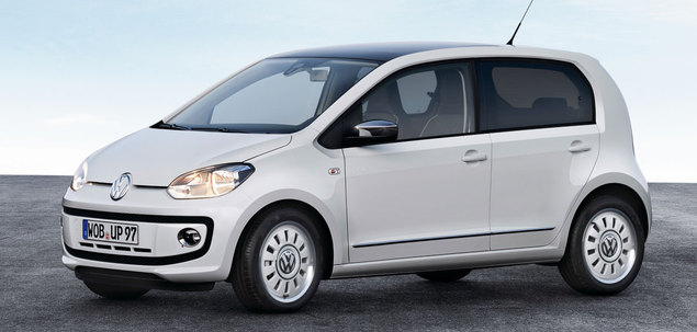 Volkswagen Up! 1.0 MPI 75 KM