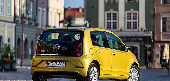 Volkswagen Up! I FL 1.0 MPI 60 KM