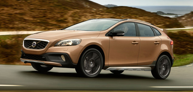 Volvo V40 CrossCountry 2.0 D4 190 KM
