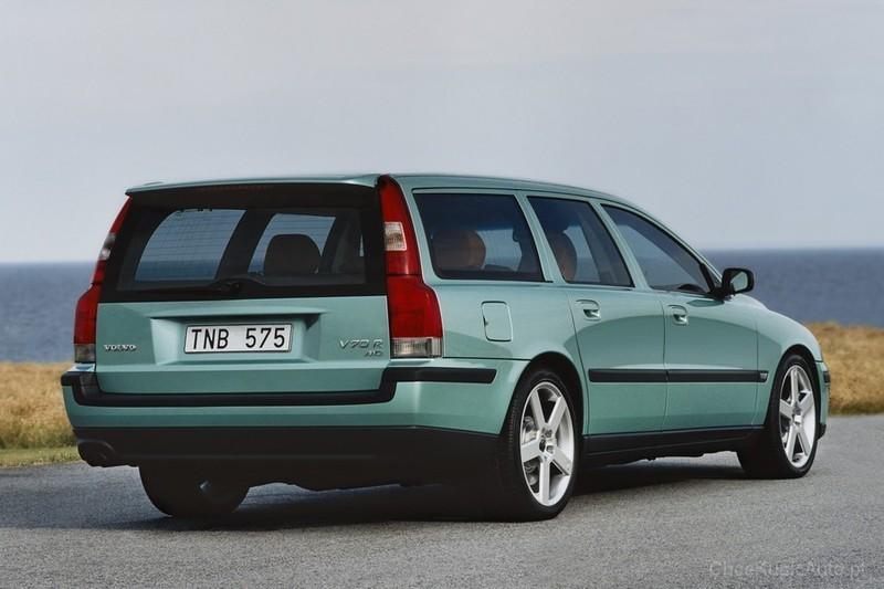 Volvo V70 Ii 2 4 144 Km 2000 Kombi Skrzynia Automatyczna